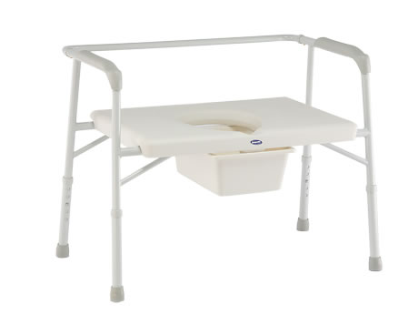 Bariatric Commode 650lbs Capacity